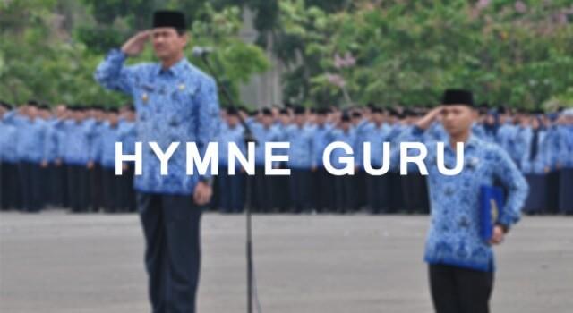 lirik hymne guru