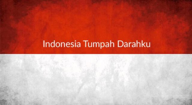 lirik indonesia tumpah darahku
