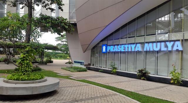 Universitas prasetiya mulya di tangerang