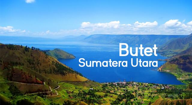 lirik butet sumatera utara