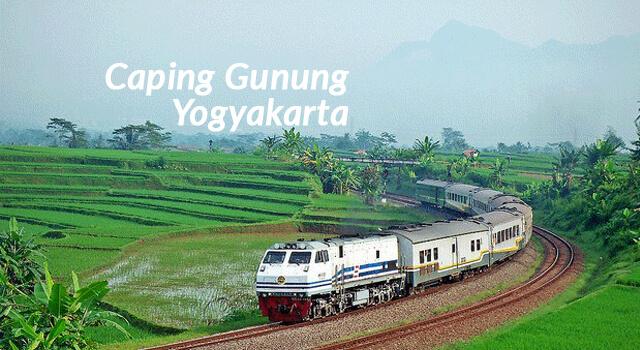 lirik caping gunung yogyakarta