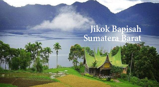 lirik jikok bapisah sumatera barat