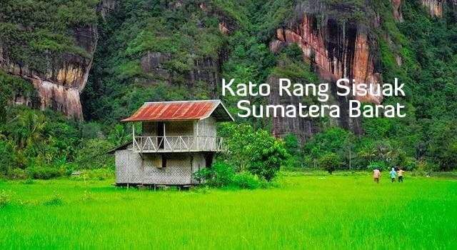 lirik kok takana sumatera barat