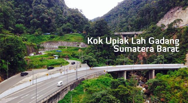lirik lagu kok upiak lah gadang sumatera barat