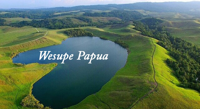 lirik lagu wesupe papua