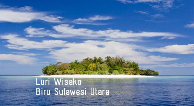 lirik luri wisako sulawesi utara