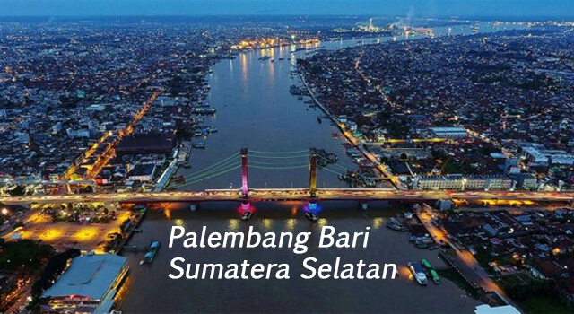 lirik palembang bari sumatera selatan