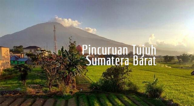 lirik pincuruan tujuh sumatera barat