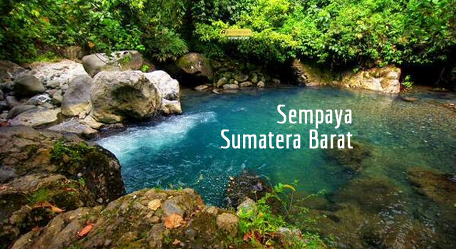 lirik sempaya sumatera barat