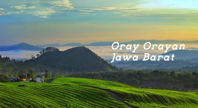 Lirik Lagu Oray Orayan Jawa Barat Arti Dan Makna