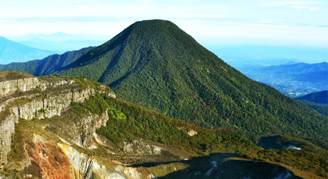 Daftar Gunung