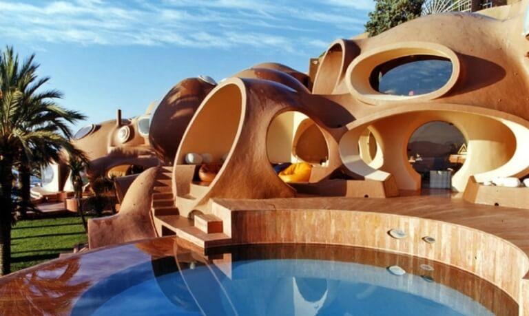 Bubble House, Tourettes-sur-Loup, Perancis