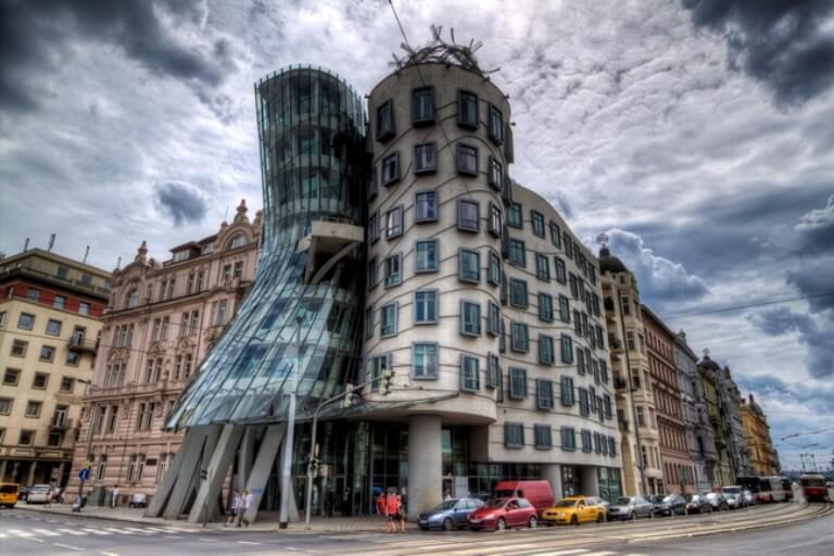 Dancing Building, Republik Ceko