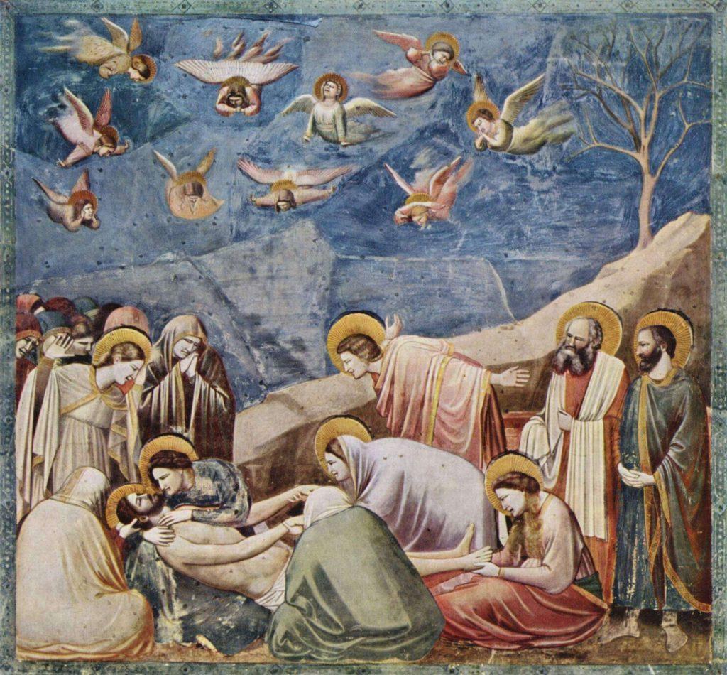 Giotto di Bondone (1267-1337)