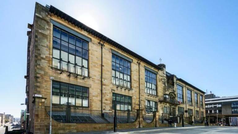 Glasgow School of Art – Skotlandia