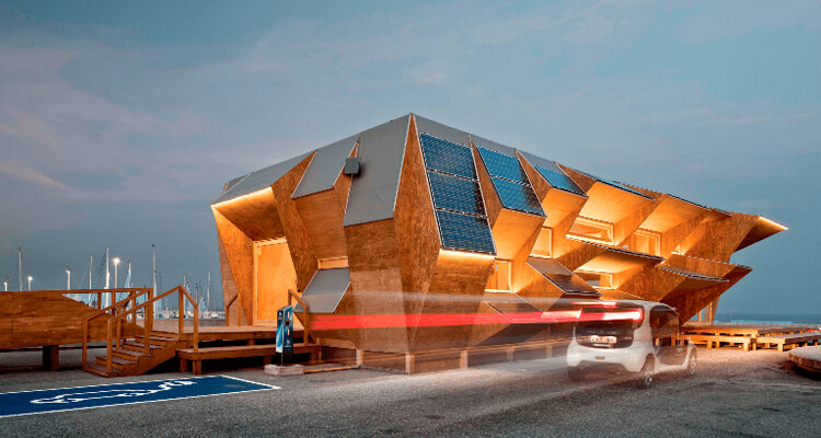 Institute for Advanced Architecture Catalonia (IAAC) – Spanyol