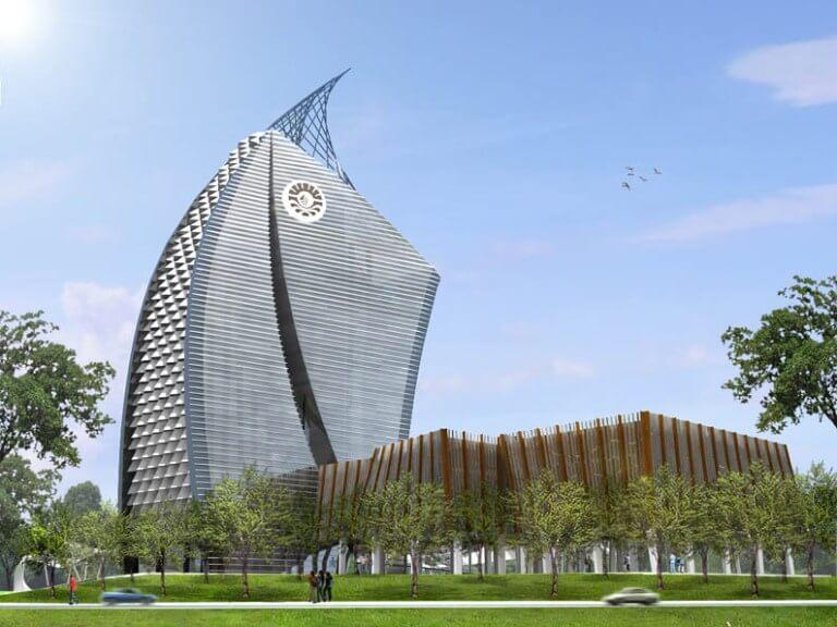 Menara Pinisi, Universitas Negeri Makassar