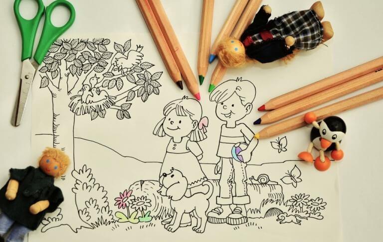 Pengertian Seni Ilustrasi Fungsi Dan Jenis Dilengkapi Dengan Gambar