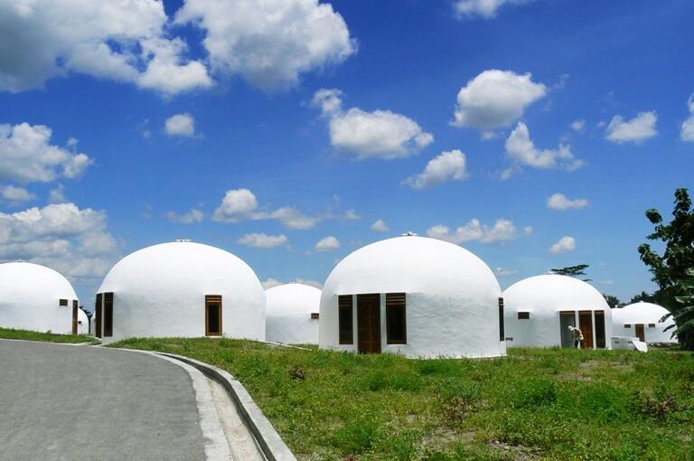 Rumah Dome di Jogja
