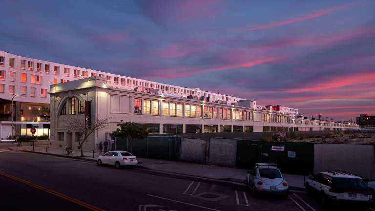 Southern California Institute of Architecture (Sci-Arc) – Amerika Serikat