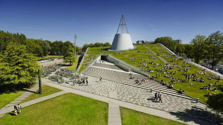 Technical University of Delft – Belanda