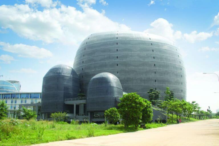 UMN, kampus penerima Penghargaan Efisiensi Energi Nasional 2013