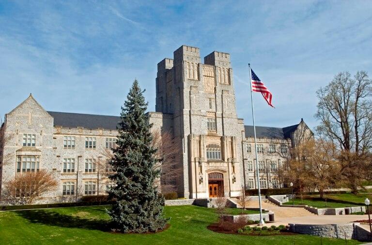 Virginia Polytechnic Institute - Amerika Serikat