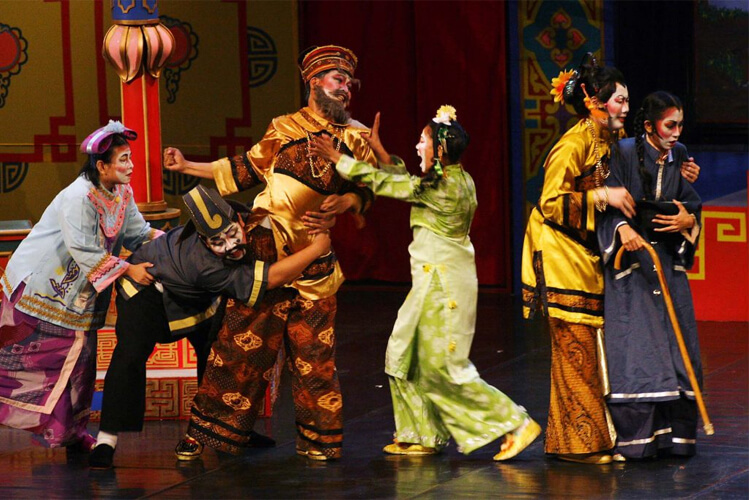 Teater Tradisional